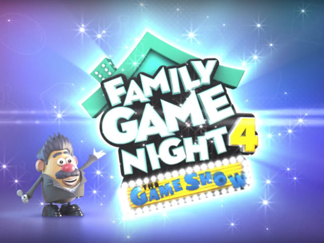 "Hasbro / EA ""Family Game Night 4"""