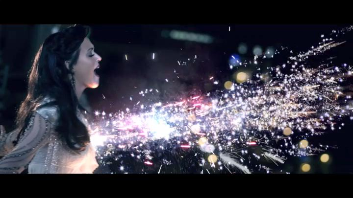 Katy Perry Firework Music Video Mike Roy Creative