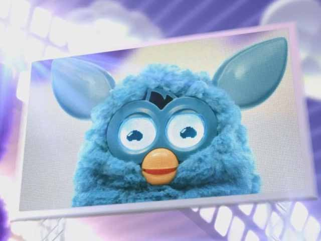 "Furby ""Big Furry Words"""