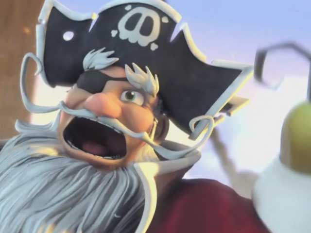 Pirate 101 Launch Trailer