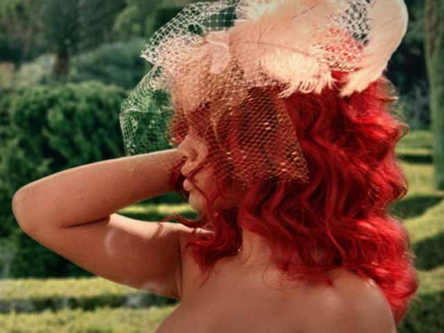 "Rihanna / ""Rebel Flower"""