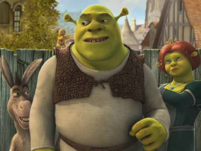 "McDonald's ""Shrek / Better Backyard"""